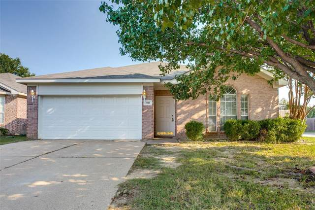3541 Cripple Creek Trail, Fort Worth, TX 76262 (MLS #14227126) :: RE/MAX Town & Country