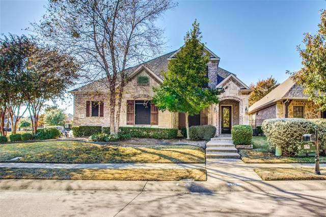 1616 Milsap Road, Mckinney, TX 75072 (MLS #14227127) :: All Cities Realty