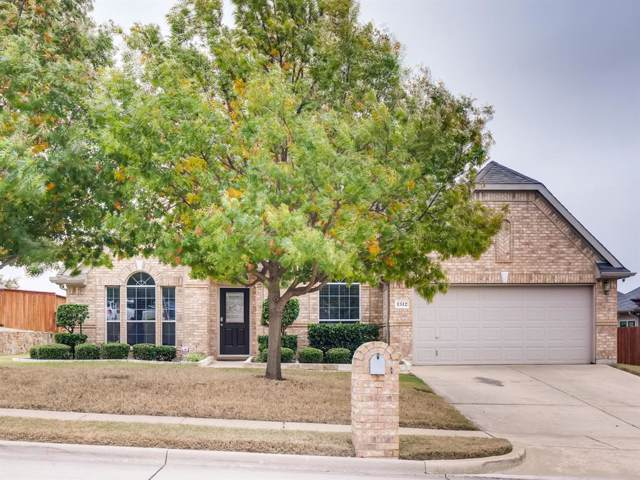 1312 Meadowlakes Drive, Azle, TX 76020 (MLS #14227137) :: RE/MAX Town & Country