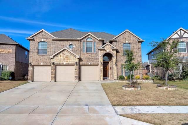 5628 Sleepy Creek Lane, Fort Worth, TX 76179 (MLS #14227140) :: Real Estate By Design