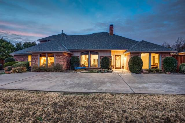 7605 Queens Garden Drive, Dallas, TX 75248 (MLS #14227150) :: RE/MAX Town & Country