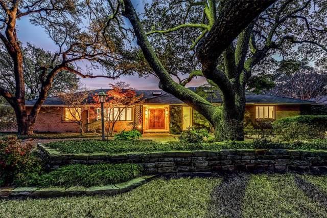 6750 Greenwich Lane, Dallas, TX 75230 (MLS #14227159) :: Bray Real Estate Group