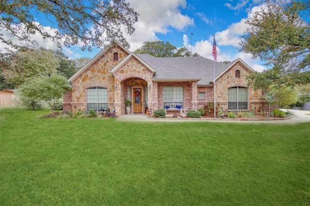 105 Rey Del Mar Circle, Weatherford, TX 76085 (MLS #14227163) :: Trinity Premier Properties