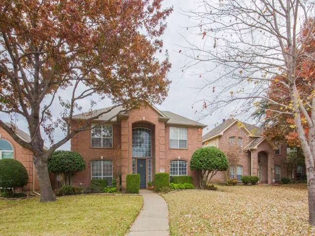 4119 Briarbend Road, Dallas, TX 75287 (MLS #14227177) :: The Mauelshagen Group