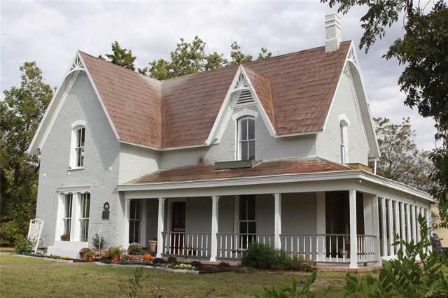 3925 Moulton Street .639Ac, Greenville, TX 75401 (MLS #14227181) :: Lynn Wilson with Keller Williams DFW/Southlake