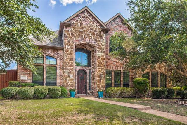 3435 Leatherwood Drive, Frisco, TX 75033 (MLS #14227190) :: RE/MAX Town & Country