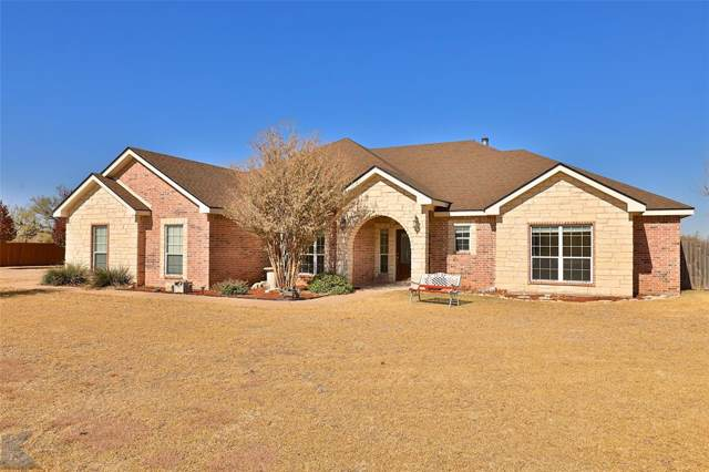 302 Apple Blossom Drive, Abilene, TX 79602 (MLS #14227191) :: Team Tiller