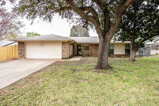 8601 Hightower Drive, North Richland Hills, TX 76182 (MLS #14227202) :: RE/MAX Town & Country