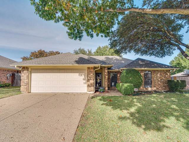 1412 Sunny Glen Street, Fort Worth, TX 76134 (MLS #14227206) :: Lynn Wilson with Keller Williams DFW/Southlake
