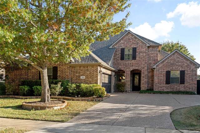 7601 Burr Ferry Drive, Mckinney, TX 75071 (MLS #14227211) :: All Cities Realty