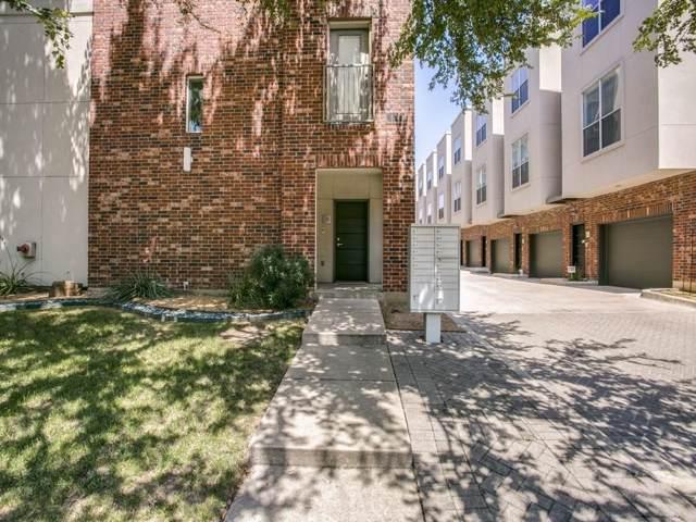 4307 Mckinney Avenue #10, Dallas, TX 75205 (MLS #14227223) :: HergGroup Dallas-Fort Worth