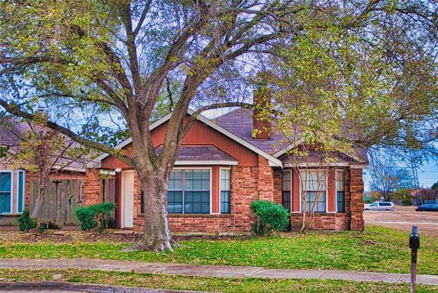 1700 Wheatfield Drive, Mesquite, TX 75149 (MLS #14227224) :: RE/MAX Town & Country