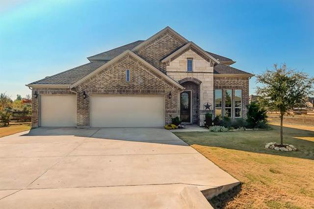 317 Meadow View Drive, Mckinney, TX 75071 (MLS #14227229) :: RE/MAX Town & Country