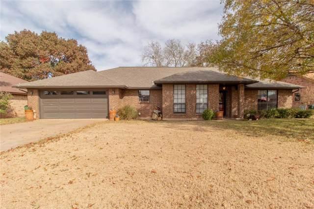 1307 Prairie Wind Boulevard, Stephenville, TX 76401 (MLS #14227249) :: RE/MAX Pinnacle Group REALTORS