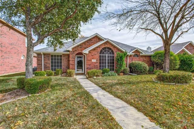 7900 Gulf Street, Frisco, TX 75035 (MLS #14227254) :: The Kimberly Davis Group