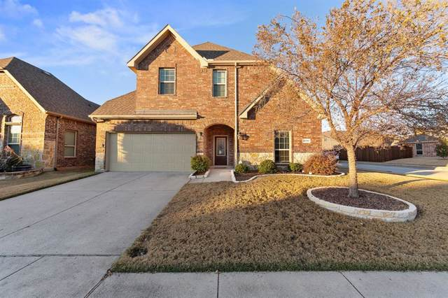 10300 Old Eagle River Lane, Mckinney, TX 75072 (MLS #14227257) :: RE/MAX Town & Country