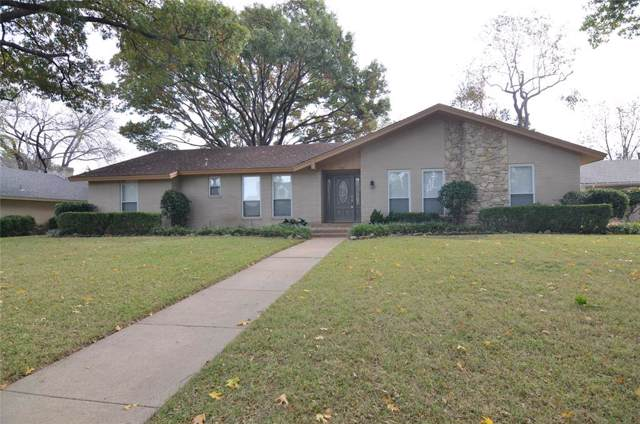 807 Brookhurst Drive, Richardson, TX 75080 (MLS #14227261) :: RE/MAX Town & Country