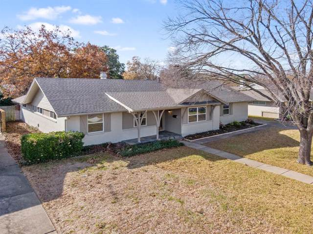 3240 Whitehall Drive, Dallas, TX 75229 (MLS #14227266) :: RE/MAX Town & Country