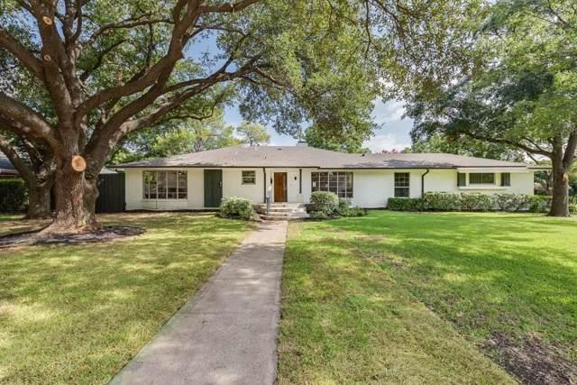 4527 Goodfellow Drive, Dallas, TX 75229 (MLS #14227282) :: The Good Home Team
