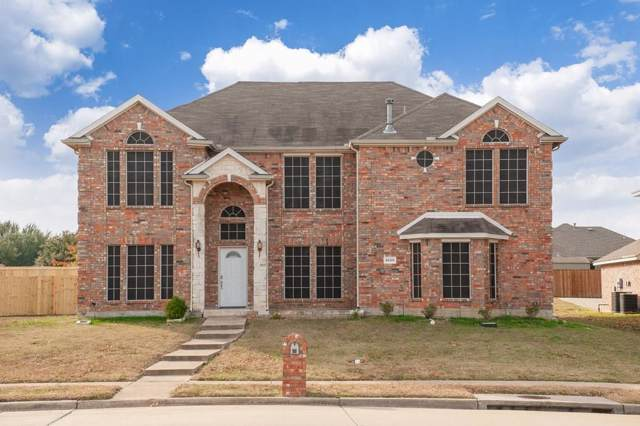 1600 Tanglerose Drive, Desoto, TX 75115 (MLS #14227286) :: The Kimberly Davis Group