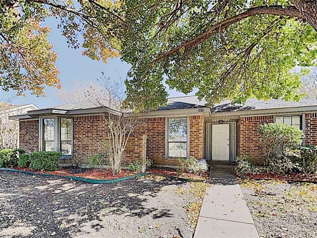 3416 Lilac Lane, Rowlett, TX 75089 (MLS #14227287) :: Ann Carr Real Estate
