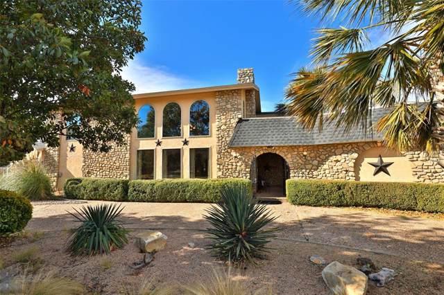 58 Bay Shore Court, Abilene, TX 79602 (MLS #14227302) :: Ann Carr Real Estate