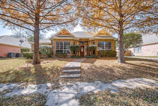 4217 Pecan Grove Lane, Rowlett, TX 75088 (MLS #14227305) :: Vibrant Real Estate
