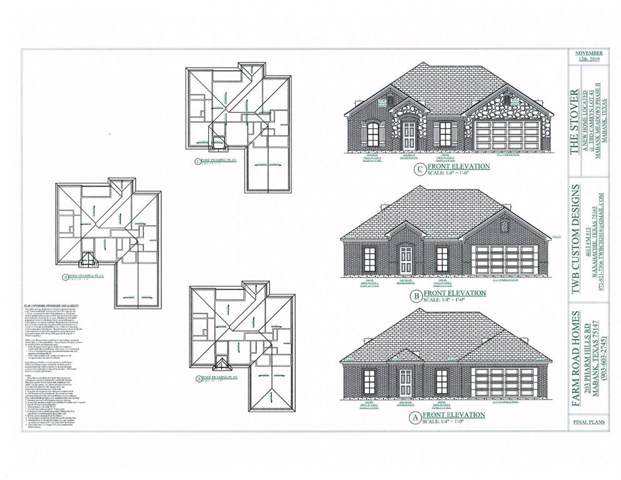 00 Camryn Street, Mabank, TX 75147 (MLS #14227309) :: All Cities Realty