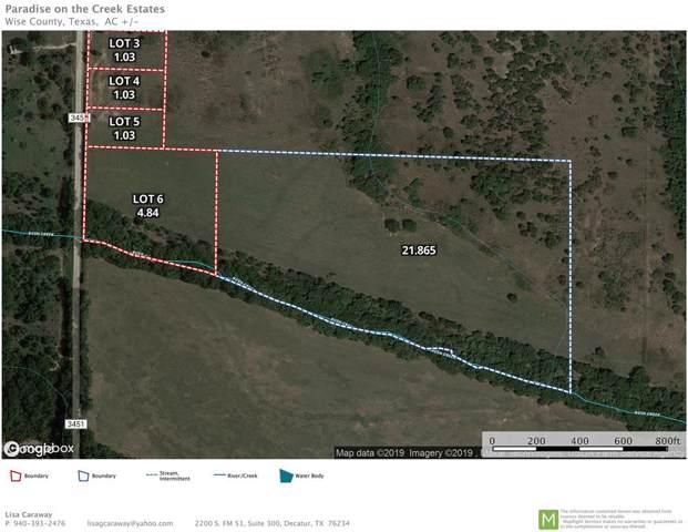 609 County Road 3451, Paradise, TX 76073 (MLS #14227313) :: Potts Realty Group