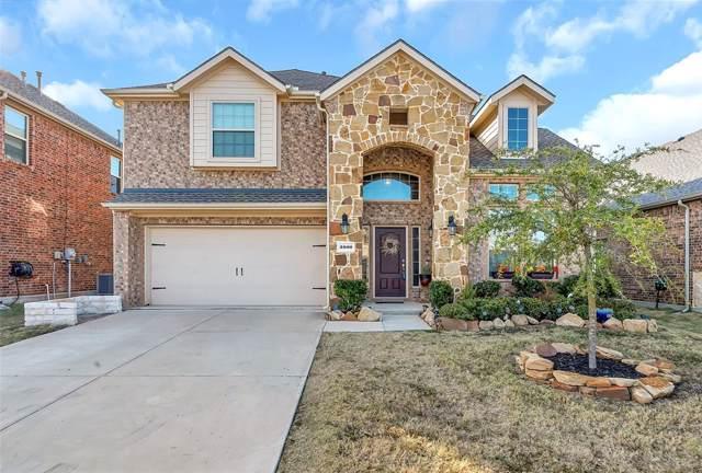 3800 Hazelhurst Drive, Frisco, TX 75036 (MLS #14227314) :: Vibrant Real Estate