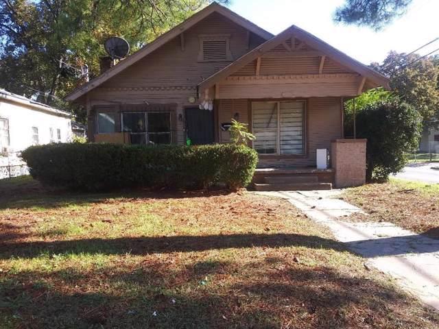 3102 Carpenter Avenue, Dallas, TX 75215 (MLS #14227340) :: RE/MAX Town & Country
