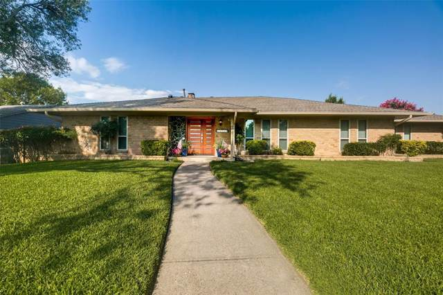 14949 Hillcrest Road, Dallas, TX 75248 (MLS #14227346) :: The Mitchell Group