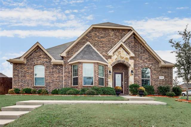 1493 Calling Circle, Rockwall, TX 75087 (MLS #14227352) :: RE/MAX Town & Country