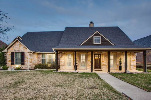 3817 S Melrose Trail, Sherman, TX 75090 (MLS #14227354) :: Lynn Wilson with Keller Williams DFW/Southlake