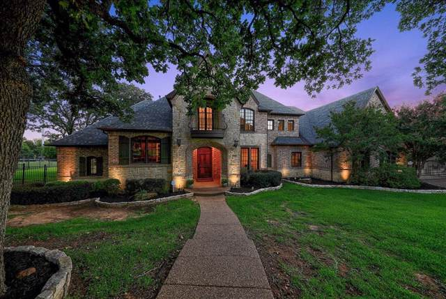 121 Welford Lane, Southlake, TX 76092 (MLS #14227390) :: The Mitchell Group