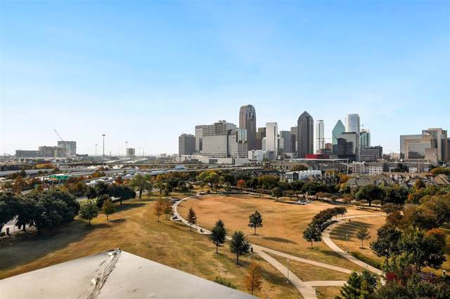 3110 Thomas Avenue #309, Dallas, TX 75204 (MLS #14227407) :: HergGroup Dallas-Fort Worth