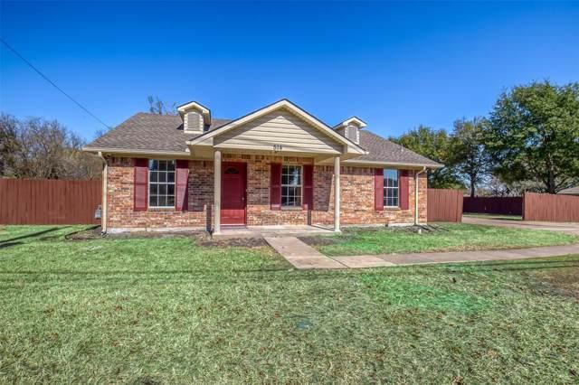 514 Baldwin Street, Royse City, TX 75189 (MLS #14227414) :: RE/MAX Town & Country