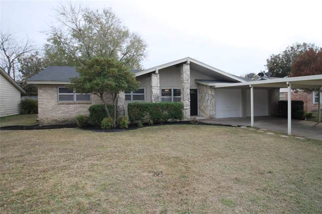 209 Straw Road, Saginaw, TX 76179 (MLS #14227425) :: RE/MAX Town & Country