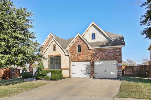 10109 Shelly Ray Road, Fort Worth, TX 76244 (MLS #14227437) :: RE/MAX Town & Country