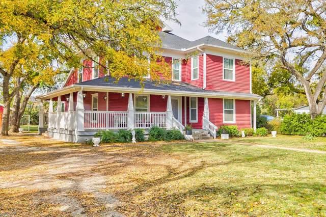 713 N Anglin Street, Cleburne, TX 76031 (MLS #14227468) :: Ann Carr Real Estate