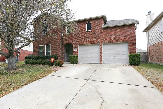 4125 Capstone Drive, Fort Worth, TX 76244 (MLS #14227475) :: Potts Realty Group