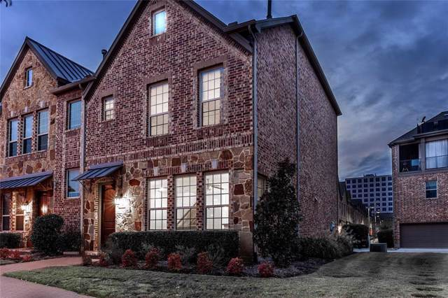 7921 Parkwood Boulevard, Plano, TX 75024 (MLS #14227494) :: RE/MAX Town & Country