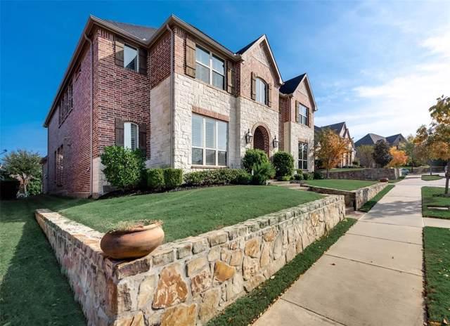 609 Lavaine Lane, Lewisville, TX 75056 (MLS #14227495) :: The Kimberly Davis Group
