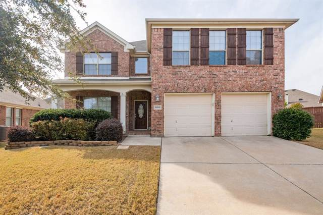 4308 Silent Brook Court, Fort Worth, TX 76244 (MLS #14227502) :: RE/MAX Town & Country