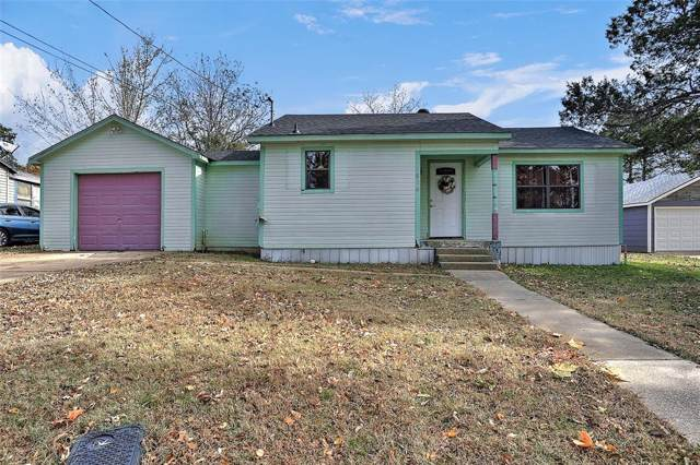 1814 Clark Drive, Denison, TX 75020 (MLS #14227509) :: All Cities Realty