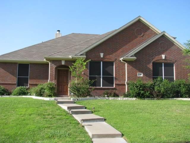 228 Shadybrook Drive, Wylie, TX 75098 (MLS #14227511) :: Caine Premier Properties