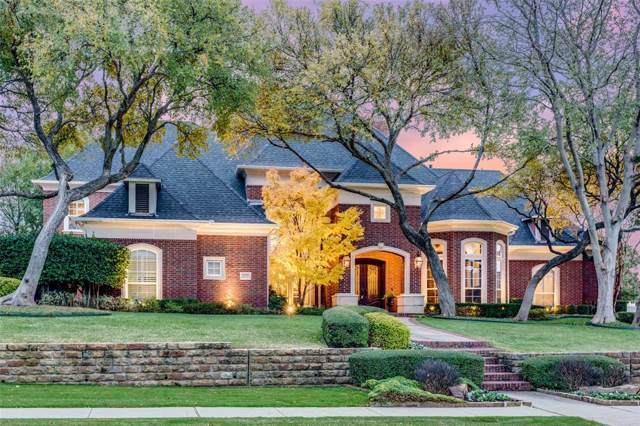 5375 Spicewood Lane, Frisco, TX 75034 (MLS #14227513) :: RE/MAX Town & Country