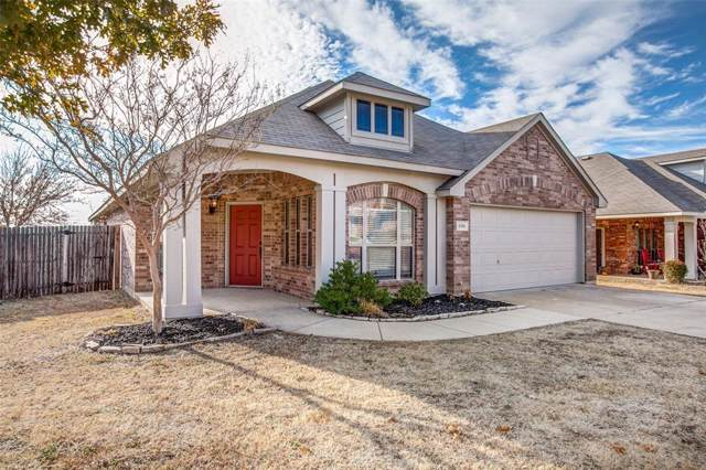 1306 Chase Trail, Mansfield, TX 76063 (MLS #14227530) :: The Tierny Jordan Network