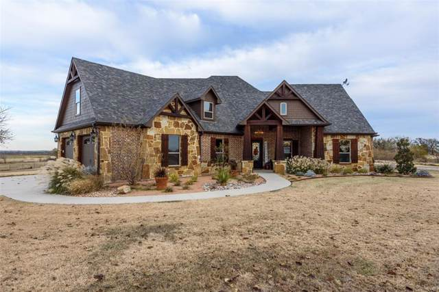 3600 Huling Road, Sanger, TX 76266 (MLS #14227535) :: All Cities Realty