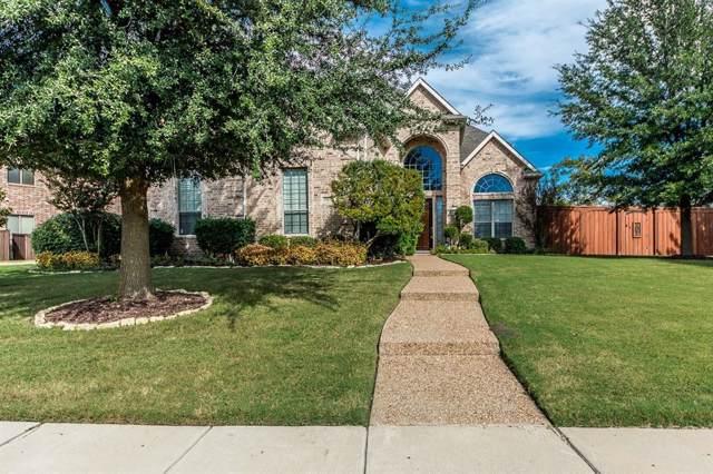 15692 Atkins Lane, Frisco, TX 75035 (MLS #14227536) :: RE/MAX Town & Country